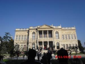 Dolmahbace Palace